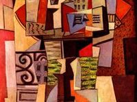 The 1st abstract art, Cubism, was an avante-garde movement pioneered by Braque &  Picasso starting in 1907, joined by Metzinger, Gleizes, Delaunay, Le Fauconnier, Léger, Laurences,  Marcoussis  & Gris. Analytic Cubist, separate board, painting abandoned perspective drawing & displayed many views of a subject at one time.  Offshoots include Synthetic Cubism, Collage, Facet/Cezanne Cubism, Orphism, Purism, Cubo Futurism in Russia. Cubism influenced many other movements and artists, even today.