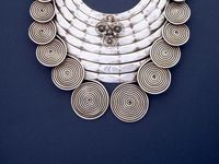 Necklace and ethnic jewelry