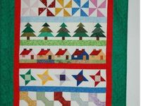 Quilts: Row Style