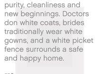 Colour: White