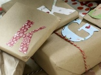 Gift wrapping for Christmas and beyond