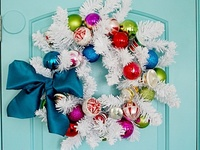 Holiday Christmas Wreaths of all kinds