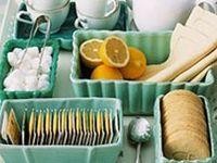 Kitchen prep, home prep, life prep