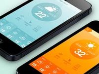 Mobile interface designs