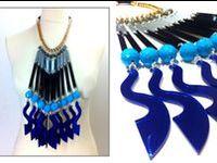 statement jewelry by MALIYA / ACCESSORIES