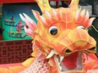 Ideas for a belated Chinese New Year's party (tied in with my art class) for our homeschoolers