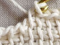 Crochet Overcast Stitch : ... , tips...) on Pinterest Crochet, Free crochet and Crochet patterns