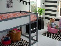 166 besten ikea kura bilder auf pinterest etagenbetten kinderzimmer einrichten und kura bett. Black Bedroom Furniture Sets. Home Design Ideas