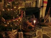 Primitive/Colonial Christmas♥