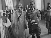 royals wedding around the world in the past to the present.