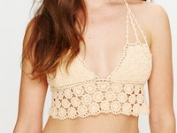 Crochet Bikini, Swimsuit & Cover Up