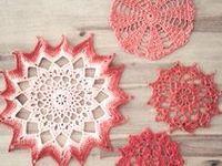 Crochet Doily~Mandala