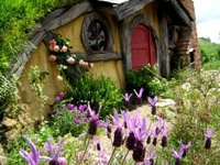 1000 Images About My Hobbit House On Pinterest