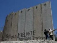 """""""The Wall"""" is an Israeli-built Apartheid Wall. As a result of this wall, many Palestinian villages have been separated into two halves and /or have lost access to their agriculture land. The International Court of Justice, declared """"The Wall""""  Unjustified and violates International Law..."""