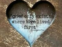 Grief ... Your Not Alone