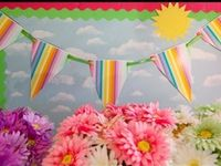 School Bulletin Boards & Classroom Walls