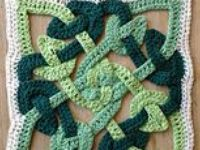 Crochet and yarn