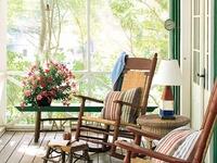 cottage porch ideas decor on pinterest porches porch