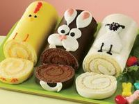 Cake Roll / Recipes