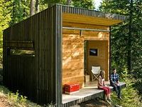 Tiny Houses, cabins and other small buildings