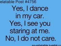 Dance Humor & Cuteness