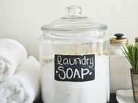 Non-toxic, Natural Cleaning Recipes and Tutorials