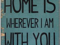 Home is where the heart is ♥️