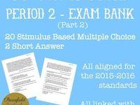 Apush study guides ap test