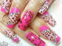 Different Styled Nails