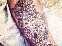 My love for ink is unreal