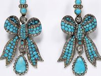 Turquoise Jewelry: Antique, Vintage and Contempory