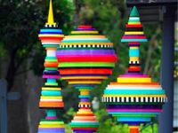 Funky Totems