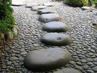 GARDEN - Pathways  & Stone
