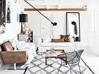 Decorating inspiration for all around the home.