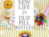 Crafts - Pill bottles / Film containers