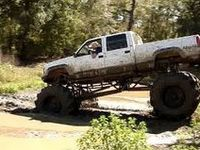 Awesome Mud Trucks!!