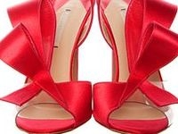 """SHOES are just a pedestal. What interests me is the POWER of the WOMAN who wears them."" Christian Louboutin"