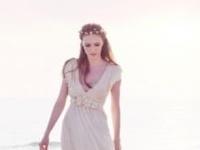 My Dream Wedding Dress / From Preownedweddingdresses.com i am creating my perfect beach wedding