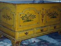 I am interested in so many different things, each time I think I am finished creating a new board another interests gets sparked and I want to see more and learn more.  Join me as we look for tole painted furniture and accents that are both new and old.  The art work is just amazing.