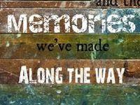Memories / Memories of the old days