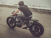 All about styles, parts, custom pieces, and everything of the classic and custom motorcycles