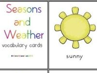 Weather/seasons/Year and thing to do with that