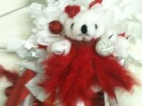 """We have been doing mums for 36 years.  We have lots of spirit """"STUFF"""" for all sports, cheerleading, band, dance teams...if we don't have something for you we will make it."""