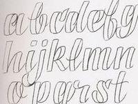Lettering ✍✏️