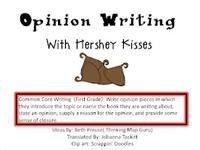 Writing Opinion/Persuasive writing