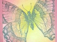 swallowtail stamp by stampin up