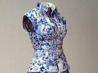 Arty dress