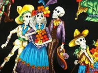 Day of the Dead ~ Dia de los muertos ~Skulls ~ Maccabe Things