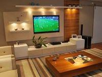 HOME THEATER / SALA DE TV