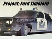Ford Timelord / Reff for Project KLF Ford Timelord